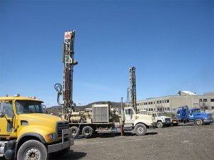 Drilling Rigs Again